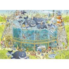Puzzel Ocean Habitat 1000 Heye 29777  * verwacht week 6 *