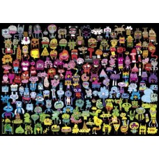 Puzzle Doodle Rainbow1000 Heye 29786 * delivery time unknown *