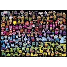 Puzzel Doodle Rainbow1000 Heye 29786 * levertijd onbekend *