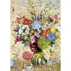 Puzzle Flower's Life 1000 Tri.Heye 29787 * delivery time unknown *