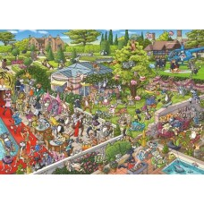 Puzzle Party Cats 1000 Trian.Heye 29838