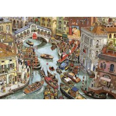 Puzzle O Sole Mio 2000 Triang.Heye 29843 