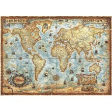 Puzzel The World, 2000 Heye 29845