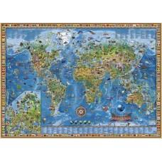 Puzzle Amazing World 2000 pc.Heye 29846
