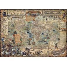 Puzzle Pirate World 2000 pc.Heye 29847
