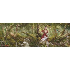Puzzle Forest Song 1000 Pano.Heye 29869