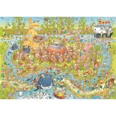Puzzle Australian Habitat 1000 Heye 29870