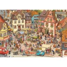 Puzzel Market Place1000 3hk.Heye29884