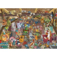 Puzzel In The Attic1000 3 hk.Heye 29885