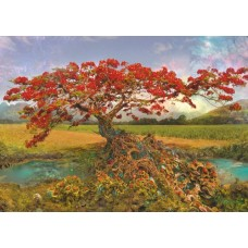 Puzzel Strontium Tree 1000 Heye 29909 NEW