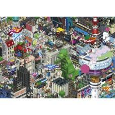 Puzzle Berlin Quest 1000 pcs. Heye 29915