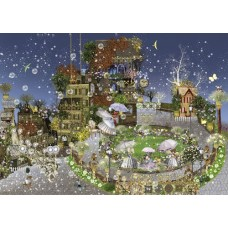 Puzzel Fairy Park 1000 Heye 29919