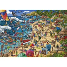 Puzzel Seashore 1000 3 hkg.Heye 29922 NEW