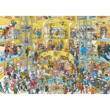 Puzzle Hotel Life 1000 tri.Heye 29927 NEW