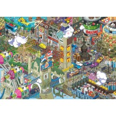 Puzzle London Quest 1000 Heye 29935 NEW * expected week 37/38 *