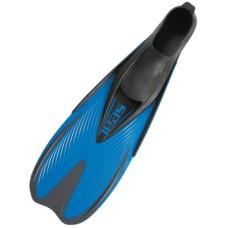 Zwemvlies SPEED 36-37 blauw/zw.Seac